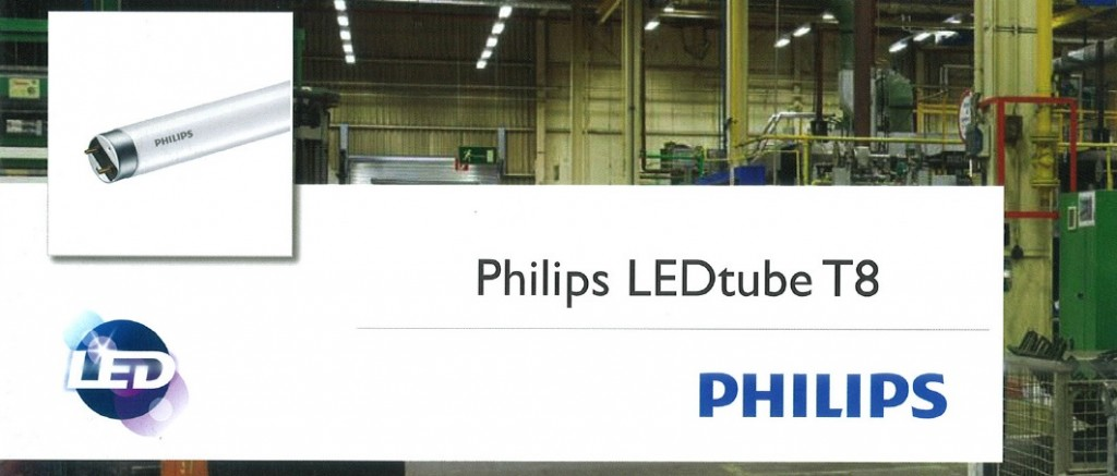 Philips LED T8