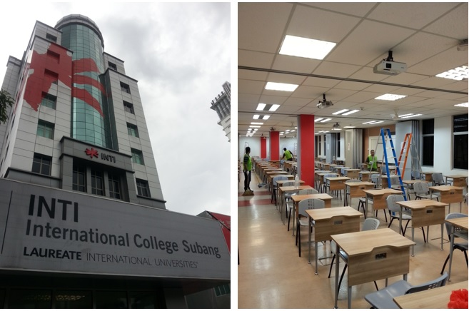 Inti International College Subang Greenon Solutions